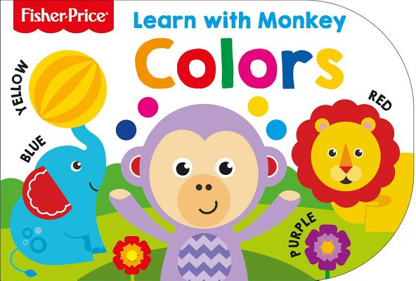 Cover for Fisher-Price Learn with Monkey Colors