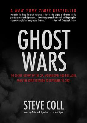 Ghost Wars, Part 1 Cover