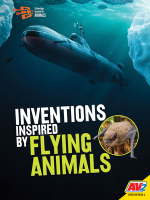 Inventions Inspired by Flying Animals Cover Image