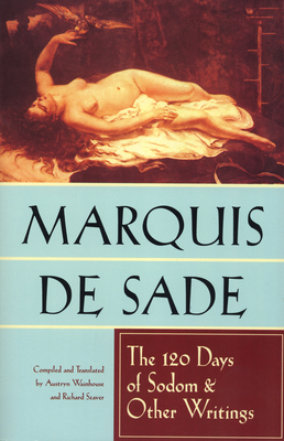 Cover for The 120 Days of Sodom and Other Writings