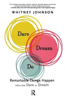 Dare, Dream, Do Cover
