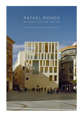 Cover for Rafael Moneo
