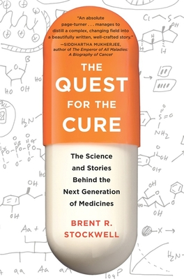 The Quest for the Cure Cover