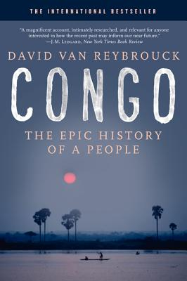 Congo: The Epic History of a People Cover Image