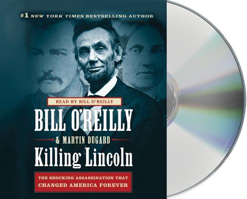 Killing Lincoln Cover
