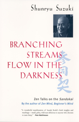 Cover for Branching Streams Flow in the Darkness