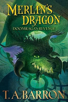 Merlin's Dragon: Doomraga's Revenge Cover Image