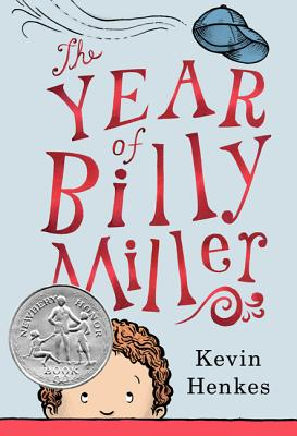 The Year of Billy Miller Cover