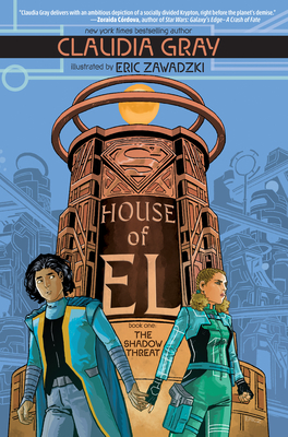 House of El Book One: The Shadow Threat Cover Image