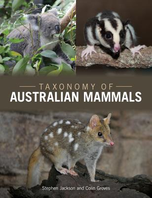 Cover for Taxonomy of Australian Mammals