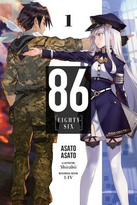 86--EIGHTY-SIX, Vol. 1 (light novel) (86--EIGHTY-SIX (light novel) #1) Cover Image