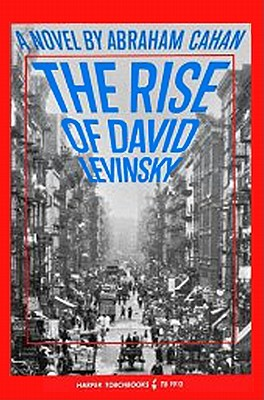 Rise of David Levinsky Cover Image