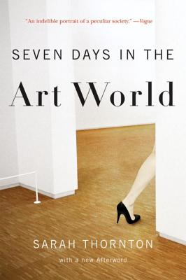 Seven Days in the Art World Cover Image