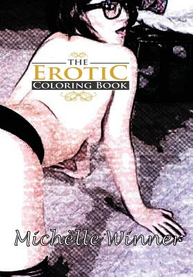 The Erotic Coloring Book Cover Image