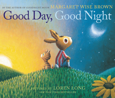 Good Day, Good Night Board Book Cover Image