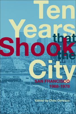Ten Years That Shook the City Cover