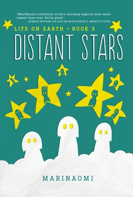 Distant Stars: Book 3 (Life on Earth #3) Cover Image