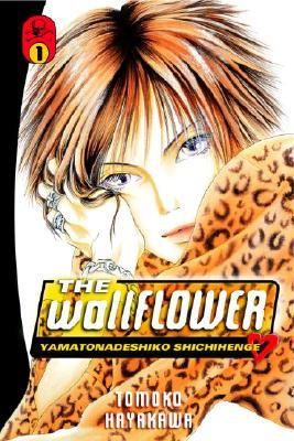 The Wallflower 1 Cover