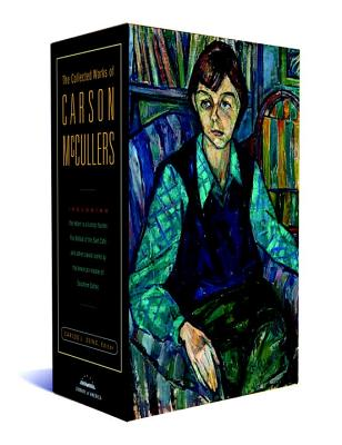 The Collected Works of Carson McCullers Cover