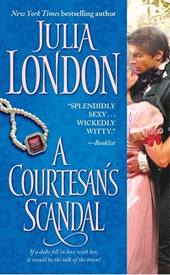 A Courtesan's Scandal Cover