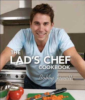 The Lad's Chef Cookbook Cover