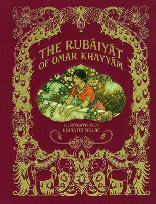 The Rubáiyát of Omar Khayyám (Calla Editions) Cover Image