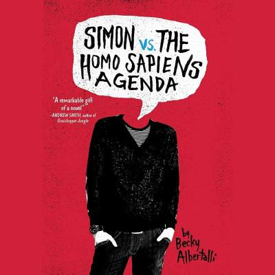 Simon vs. the Homo Sapiens Agenda Lib/E Cover Image
