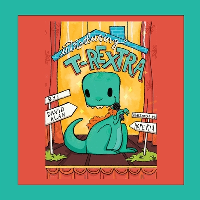 Introducing T-Rextra Cover Image