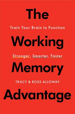 The Working Memory Advantage Cover