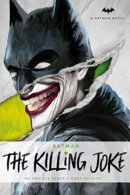 DC Comics novels - Batman: The Killing Joke Cover Image