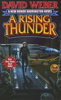 A Rising Thunder (Honor Harrington  #13) Cover Image