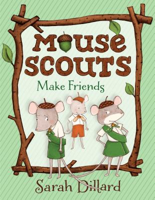 Mouse Scouts: Make Friends Cover Image