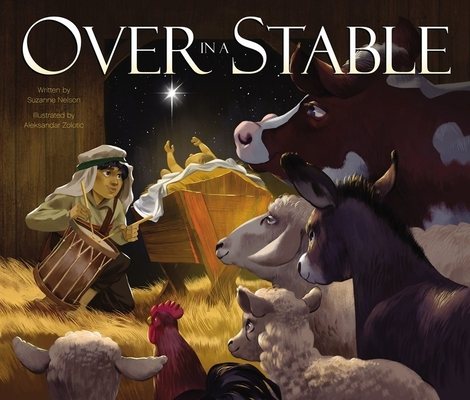 Cover for Over in a Stable