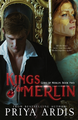 Kings of Merlin: Gods of Merlin, Book 2 Cover Image