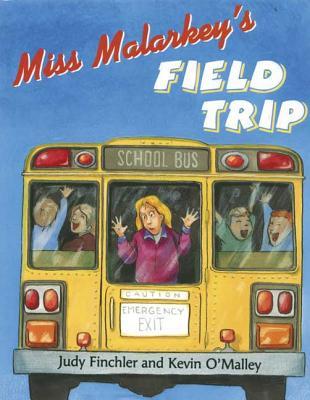 Miss Malarkey's Field Trip Cover