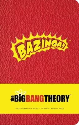 The Big Bang Theory Hardcover Ruled Journal (Insights Journals) Cover Image