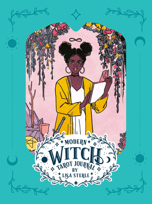 Modern Witch Tarot Journal Cover Image