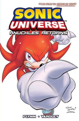 Knuckles Returns Cover