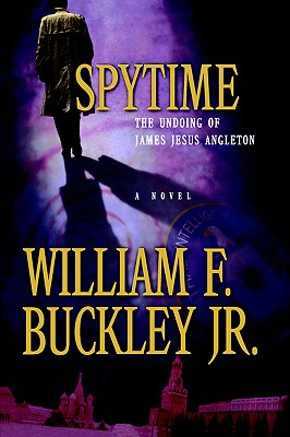 Spytime Cover