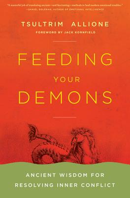 Cover for Feeding Your Demons