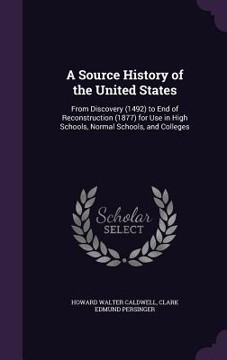 Cover for A Source History of the United States