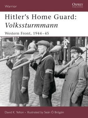 Hitler's Home Guard Cover