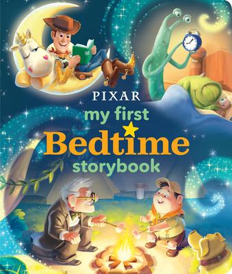 Disney*Pixar My First Bedtime Storybook Cover Image