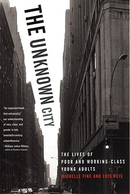 The Unknown City Cover