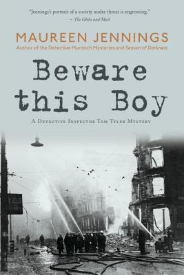 Beware This Boy Cover Image