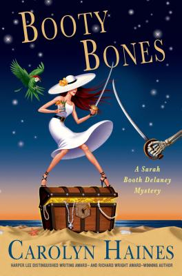 Booty Bones: A Sarah Booth Delaney Mystery Cover Image