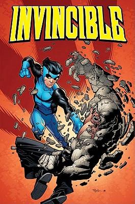 Invincible Volume 10 Cover