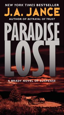 Paradise Lost: A Brady Novel of Suspense Cover Image
