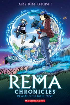 Cover for Realm of the Blue Mist