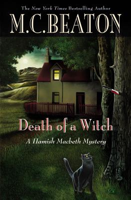 Cover for Death of a Witch